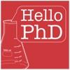 Hello PhD artwork