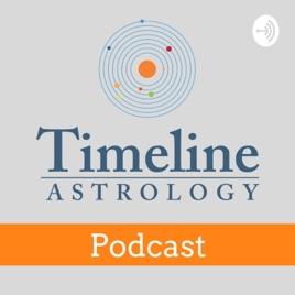 Timeline Astrology: Saturn -South Node Conjunction 2019 on Apple