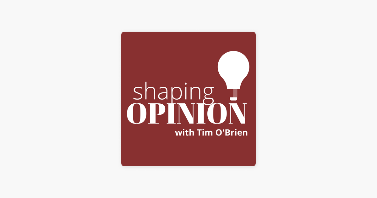 Shaping Opinion on Apple Podcasts