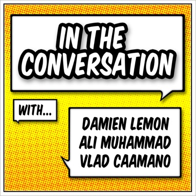 In The Conversation:Damien Lemon, Ali Muhammad