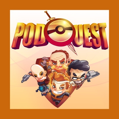 PodQuest:Gilliard Lopes, Rafael Kuhnen, Fernando Secco e Igor de Castilho