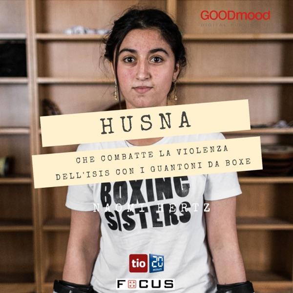 Husna, che combatte la violenza dell'ISIS con i guantoni da boxe
