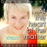 Podcast Series: At the Heart of the Matter – Diana Jones podcast