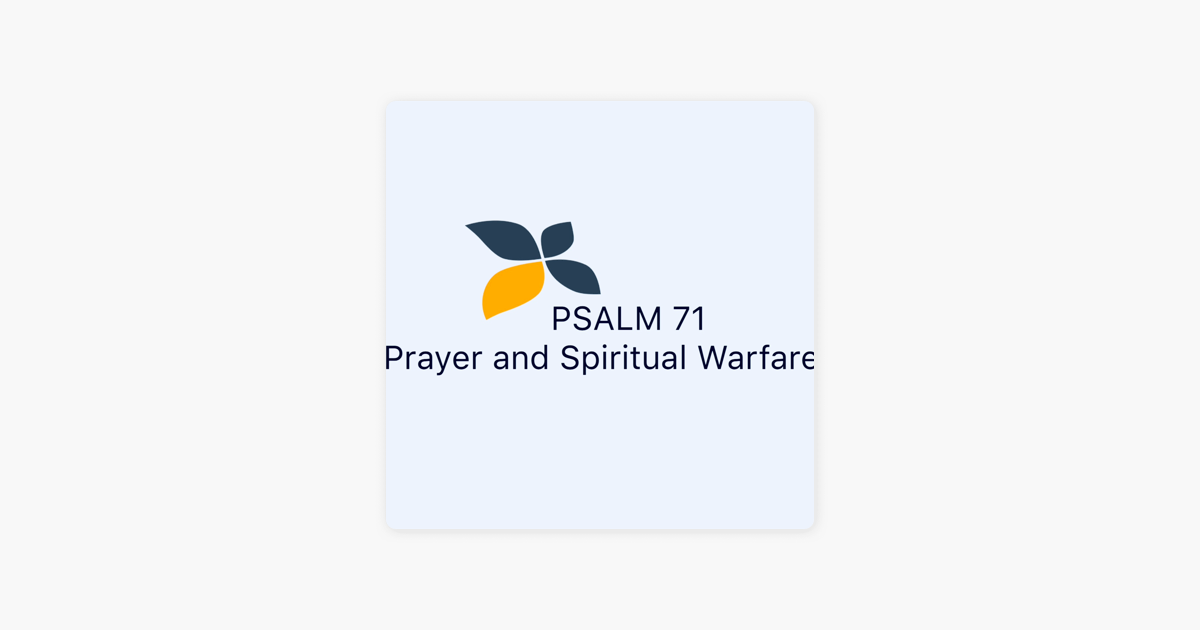 Praying in Jesus' Name, by Faith in His Name on Apple Podcasts