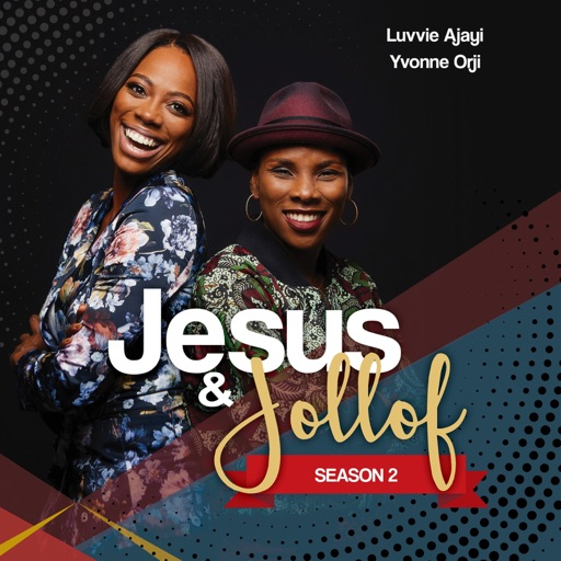 Cover image of Jesus and Jollof