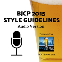 BJCP 2015 Style Guidelines Audio Version podcast