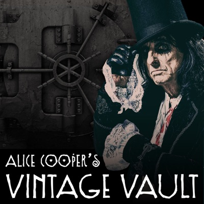 Alice Cooper's Vintage Vault Podcast