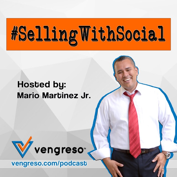 Selling With Social Sales Podcast podcast show image