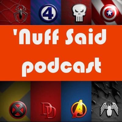 Nuff Said: The Marvel, Agents of S.H.I.E.L.D, and Comics Fan Podcast:Southgate Media Group