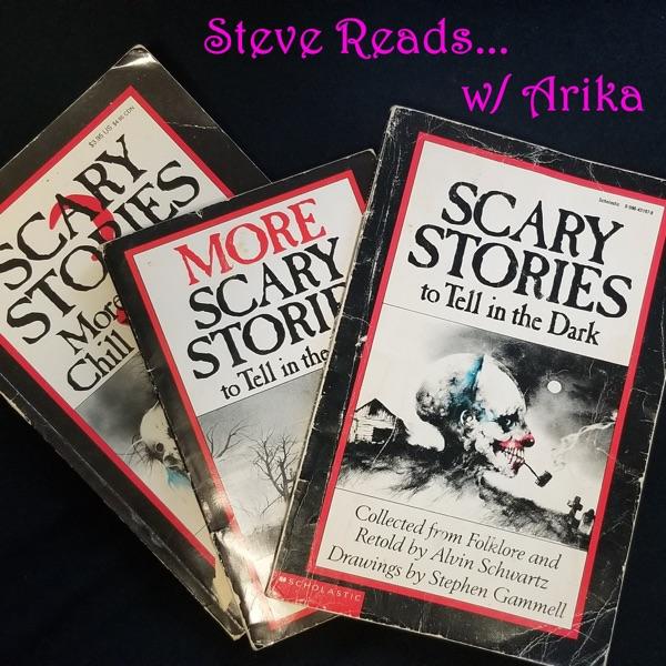 Steve Reads w/ Arika