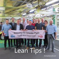 Lean Tips podcast