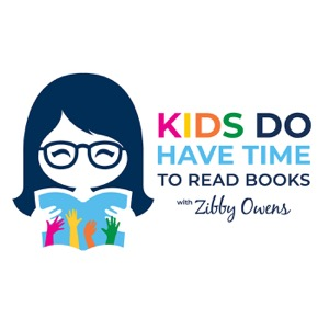 Kids Do Have Time to Read Books