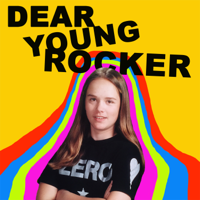 Podcast cover art for Dear Young Rocker