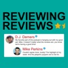 Reviewing Reviews with D.J. Demers and Mike Perkins artwork