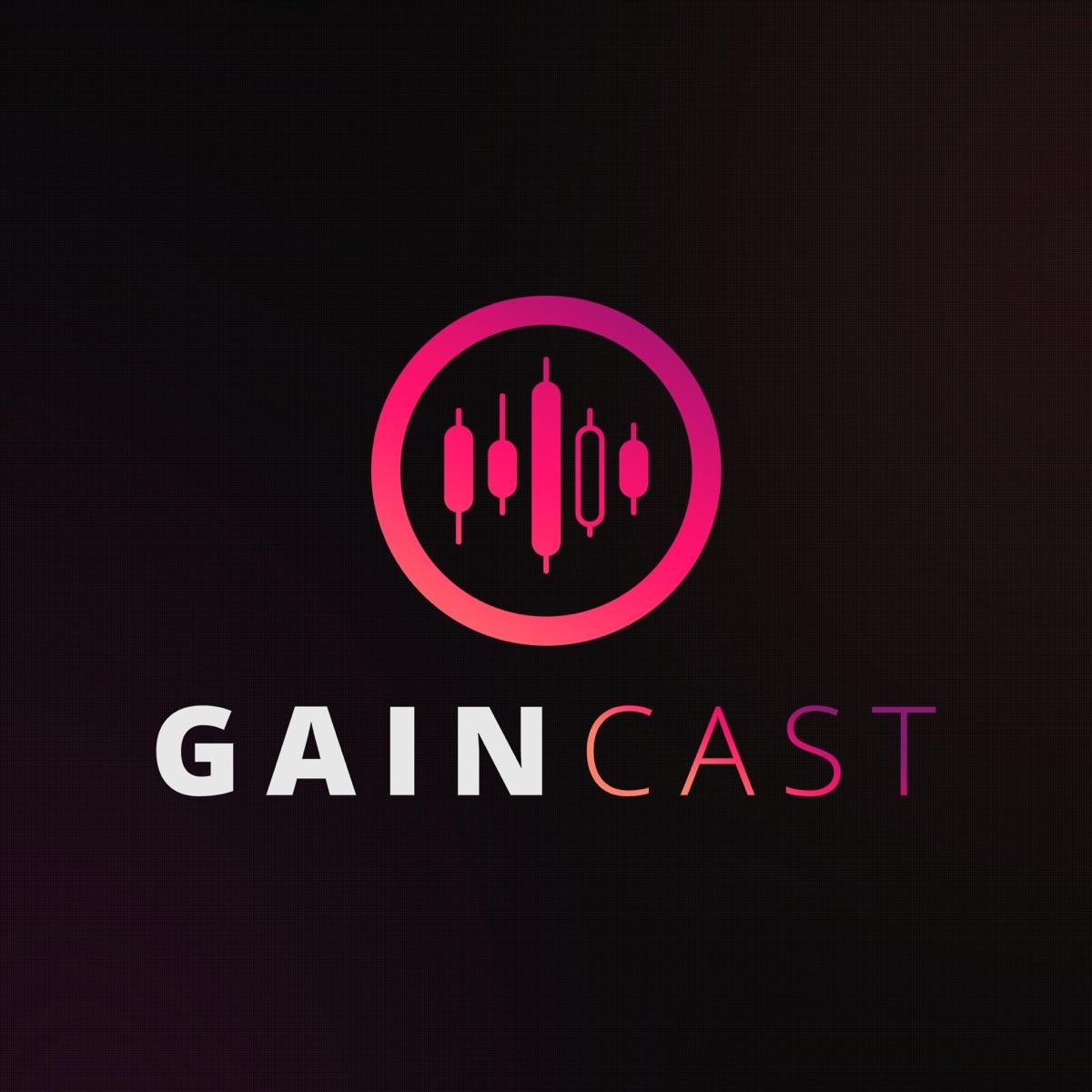GainCast - Bolsa de Valores sem mimimi