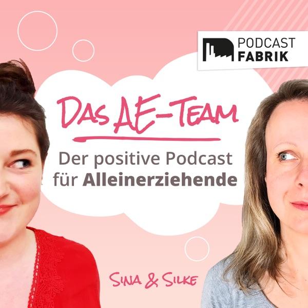 Das AE-Team - der positive Podcast für Alleinerziehende
