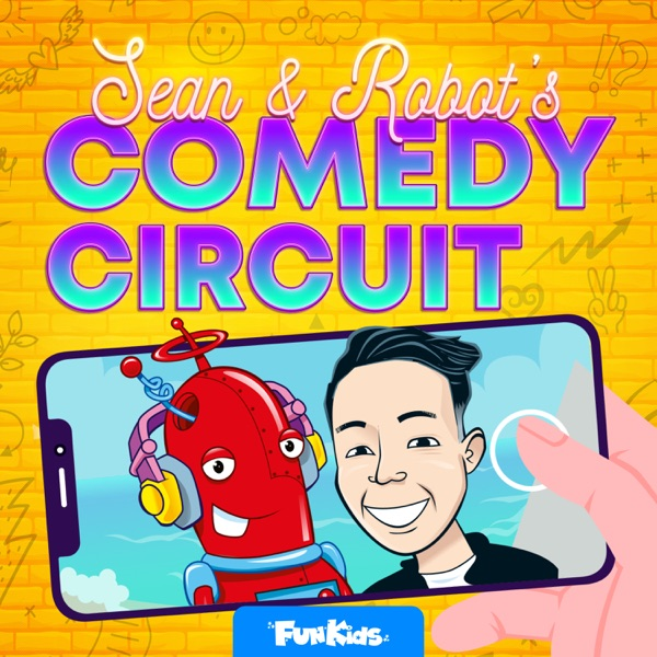 Sean and Robot's Comedy Circuit Icon