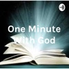 One Minute With God artwork