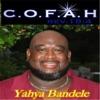 C.O.F.A.H with Yahya Bandele  artwork