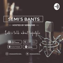 Semi's bant