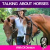 Talking About Horses with Di Denton artwork