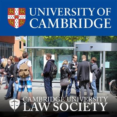 Cambridge University Law Society Speakers:Cambridge University