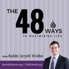 48 Ways with Rabbi Aryeh Wolbe artwork