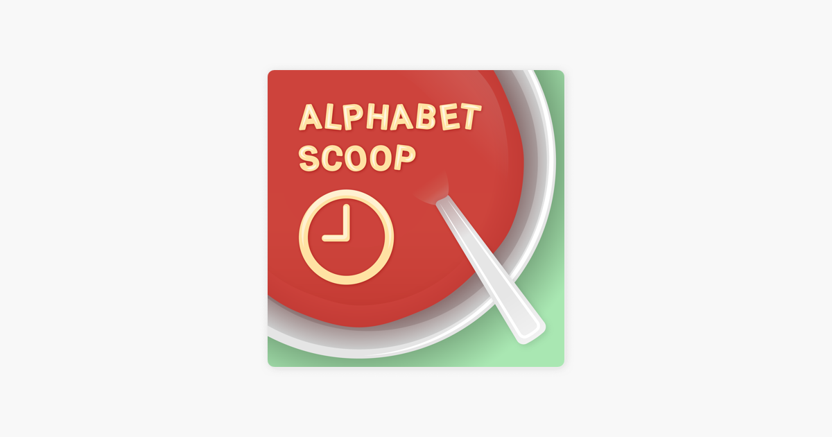 Alphabet Scoop on Apple Podcasts