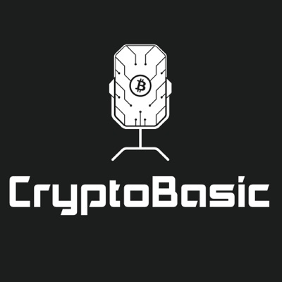 """Crypto Basic Podcast: Teaching You The Basics of Bitcoin and the World of Cryptocurrency. CryptoBasic:Brent Philbin, Karim Baruque, and Adam """"Roothlus"""" Levy - The Cryptocurrency news nerds"""