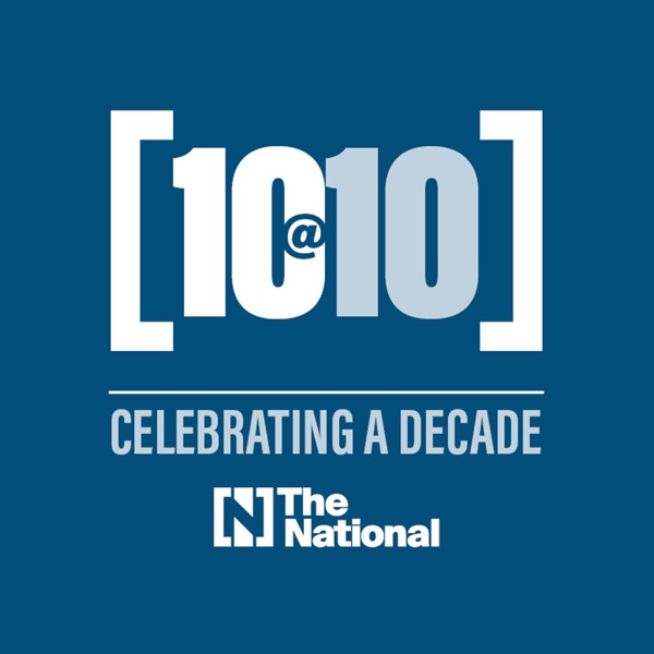 10@10: The National's anniversary podcast