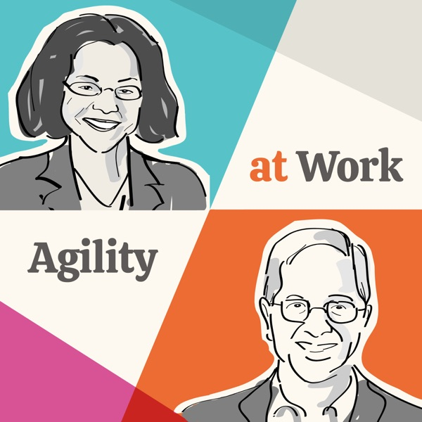 Agility at Work: One Step Ahead