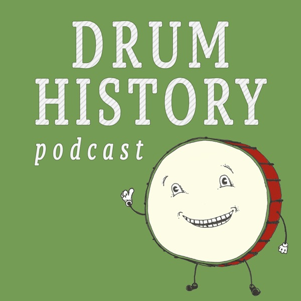 Discovering Gene Krupa's Lost Drum Collection with Brooks Tegler