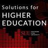 Solutions for Higher Education with Southern Utah University President Scott L Wyatt artwork