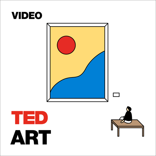 Cover image of TED Talks Art