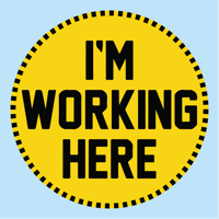 I'm Working Here podcast