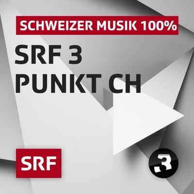 SRF 3 punkt CH:Schweizer Radio und Fernsehen (SRF)