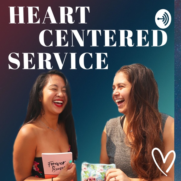 Heart Centered Service, a podcast about freelance