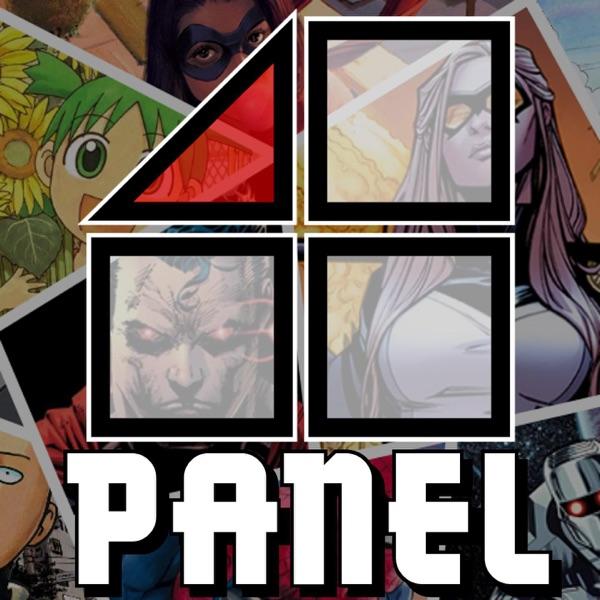 4-Panel | A Comics & Manga Podcast | Podbay