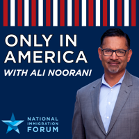 Only in America with Ali Noorani podcast