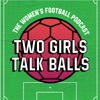 Two Girls Talk Balls artwork