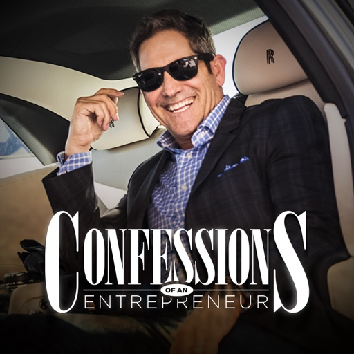Cover image of Confessions of an Entrepreneur