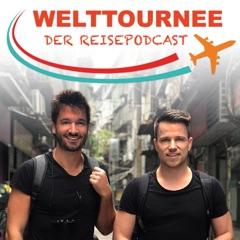 Adrian und Christoph auf Reisen