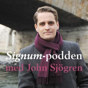 Signumpodden med John Sjögren