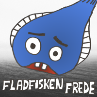 Fladfisken Frede podcast