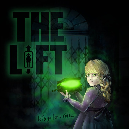 Cover image of The Lift, an Audio Drama