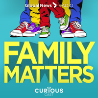 Podcast cover art for Family Matters