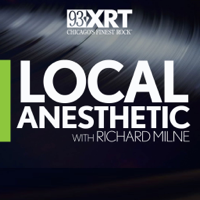 Local Anesthetic on 93XRT podcast