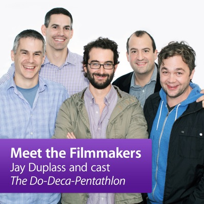 "Jay Duplass and cast, ""The Do-Deca-Pentathlon"": Meet the Filmmakers"