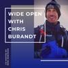 Wide Open with Chris Burandt artwork