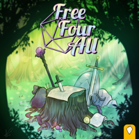 Free Four All - an Actual Play RPG Adventure podcast